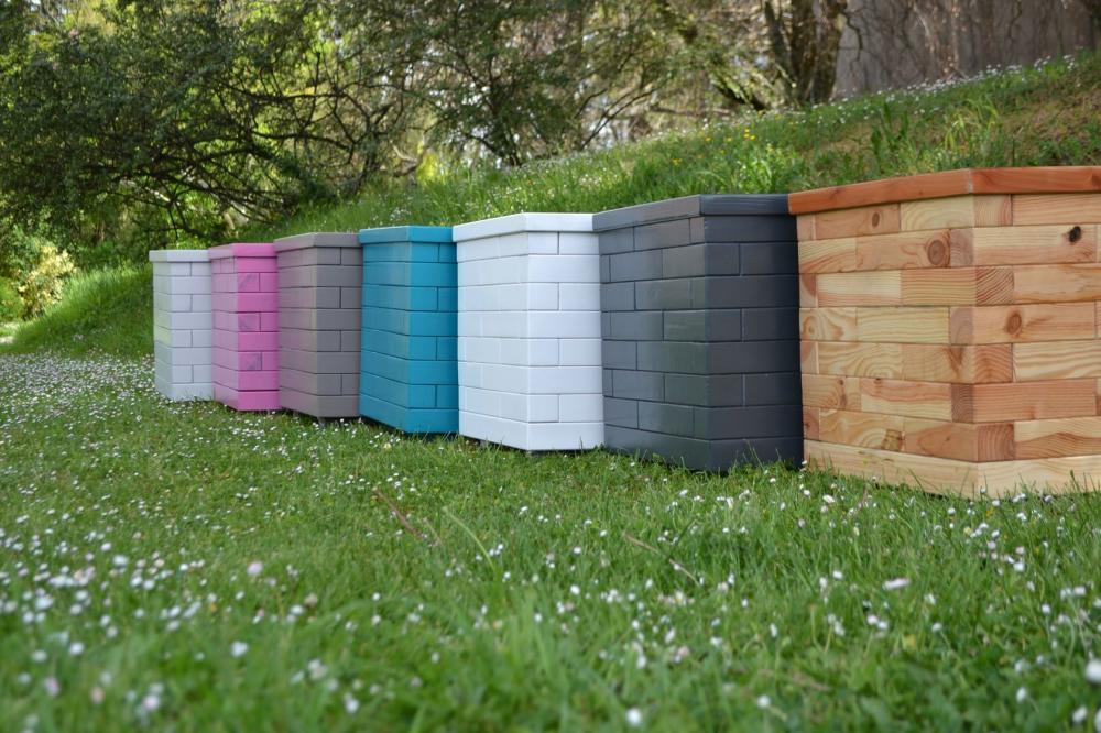 potager sur pieds bois terrasses vente jardini res et bacs fleurs bois caillebotis et. Black Bedroom Furniture Sets. Home Design Ideas